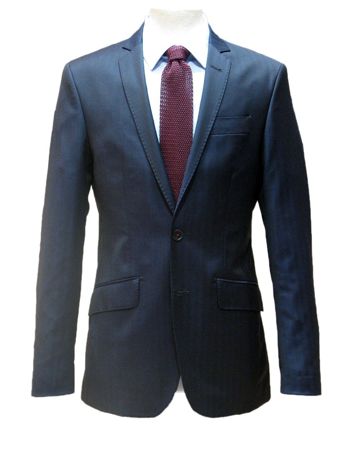 costume bleu marine en pure laine super 150 39 s alessandro paris. Black Bedroom Furniture Sets. Home Design Ideas